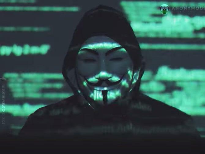 هکتیویست از گروه هکر Anonymous ایلون ماسک را تهدید کرد.
